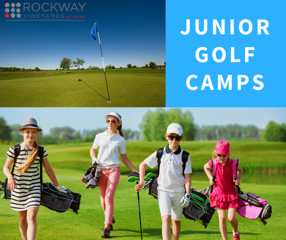 niagara golf, golf niagara, rockway golf, niagara summer camp